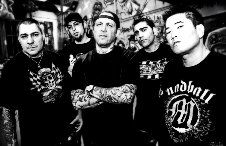 Agnostic Front (США) + Siberian Meat Grinder + Changes