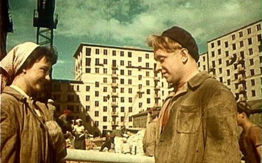 Фестиваль фильмов о Москве