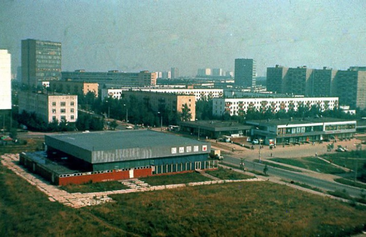 Пешеходная экскурсия «Маршруты московского концептуализма» (на английском языке)