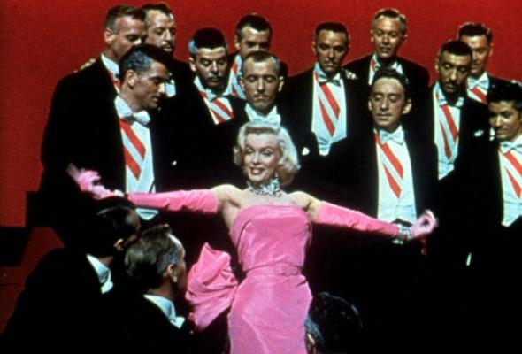Джентльмены предпочитают блондинок - Фото №2