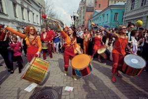 День города в Бабушкинском парке