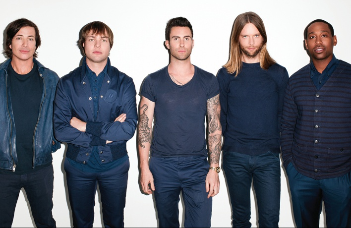 Песня дня: «My Heart Is Open» Maroon 5 и Гвен Стефани
