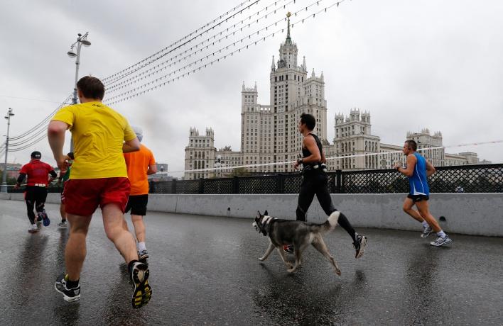 Где бегать в Москве: забеги сентября