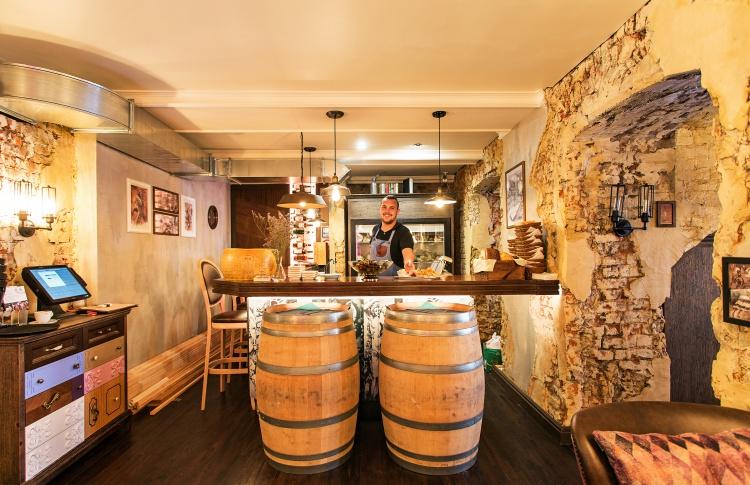 5 винных баров Москвы