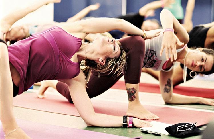 8-я Международная Конференция Yoga Journal