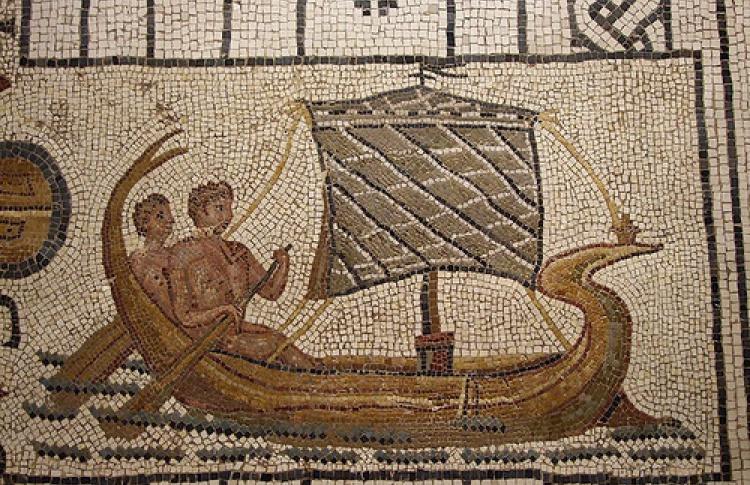 Мореплавание в древнем Израиле. Воображение и реальность.