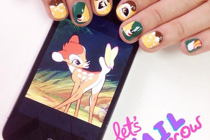Новая nail-art-студия Let's Nail Moscow