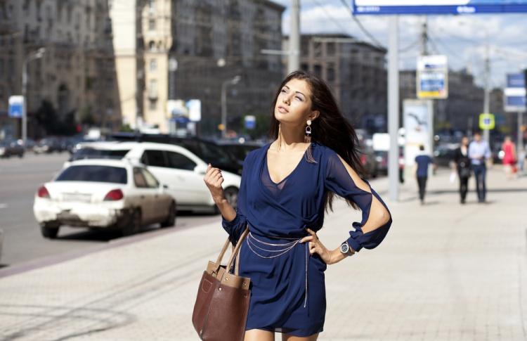 В Москве начинается бабье лето