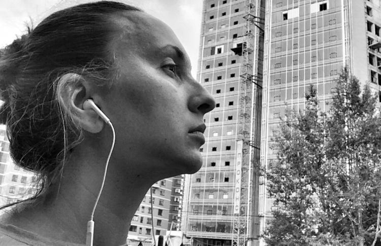 Катя Троицкая: «Город — для бега»