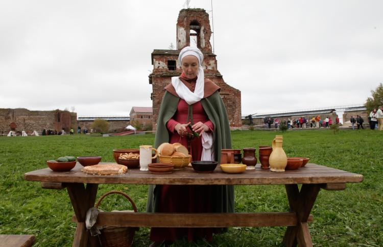 День крепости Орешек