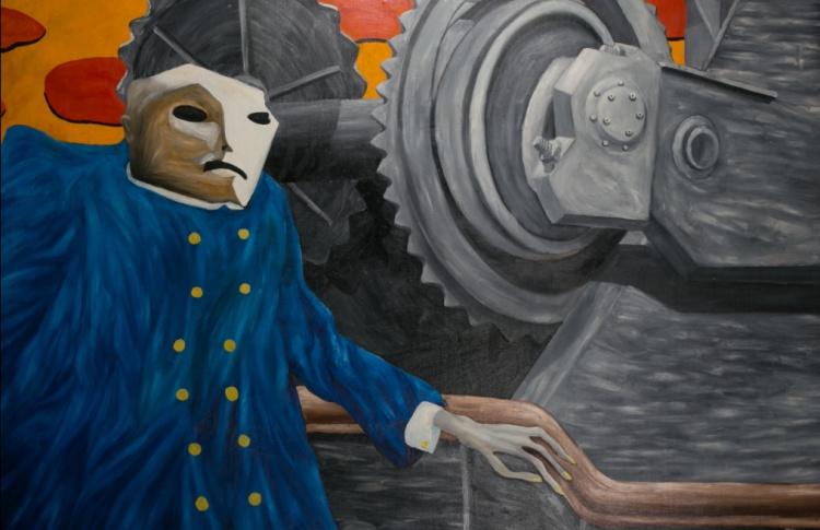 """Выставка """" Инженеры Искусств """""""