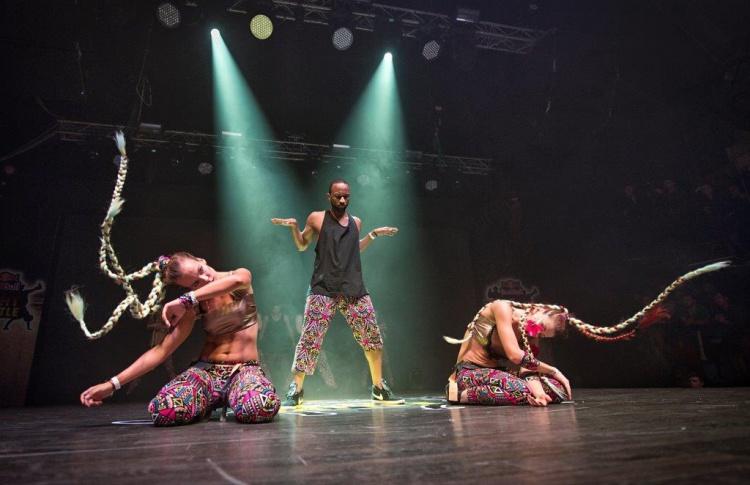 Beat Battle: национальный финал танцевального проекта