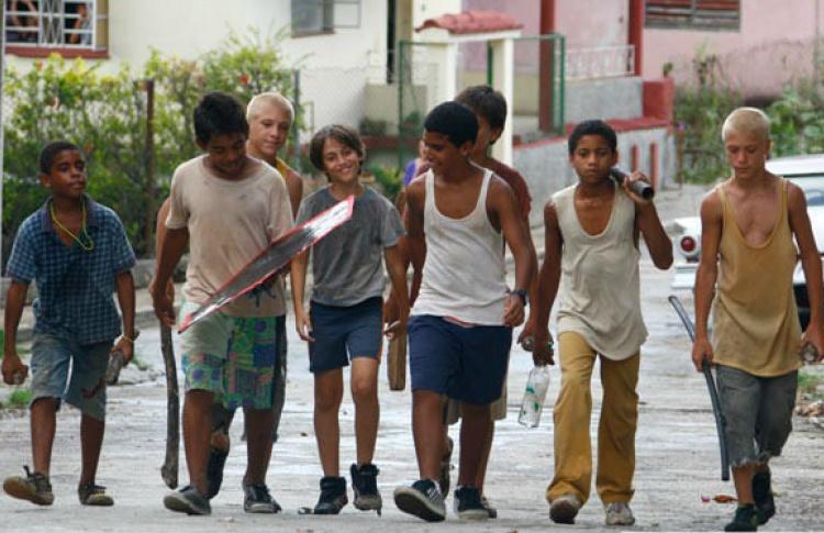 Фестиваль кино Кубы