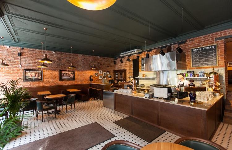 На улице Рубинштейна открылся третий City Grill