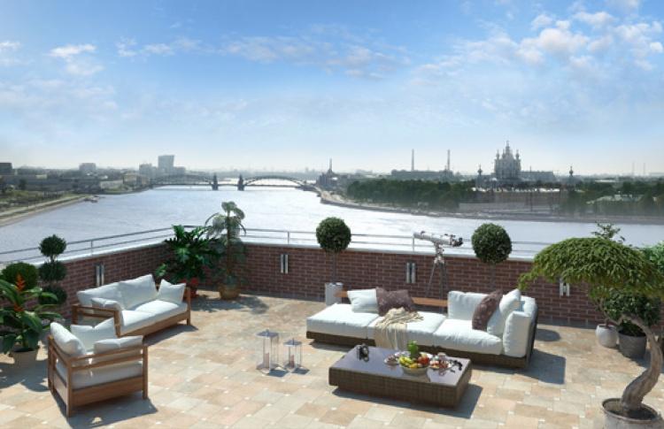 Лофт-стиль приходит в Петербург