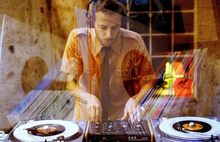 DJ Fredrik Lavik