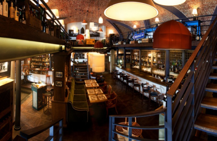 Рестораны Barbaresco и 22.13 закрыты до 15 сентября