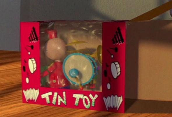 Оловянная игрушка - Фото №2