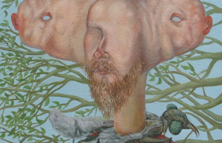 Открытие выставки «Метафизическая голова»