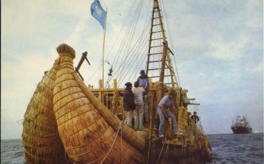 «Тур Хейердал» (к столетию путешественника)