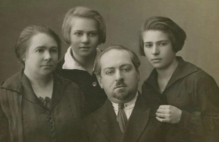 Вместе и врозь – городская семья в России в ХХ веке