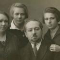 Семья в России в ХХ веке: история, современность и визуальная культура