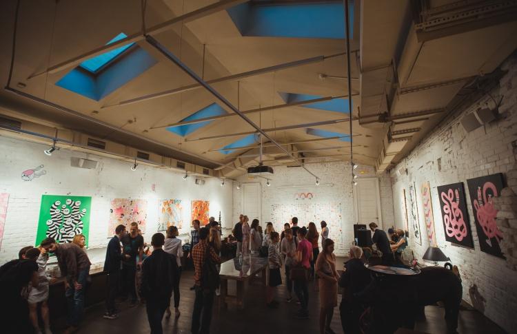 В «Лавке художника» стартует образовательная программа HeadLiner