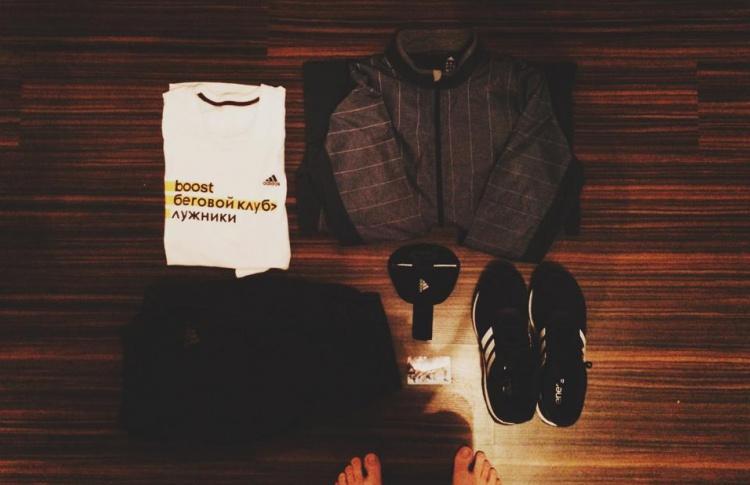 Юра Мячин: «Последние тренировки перед забегом»