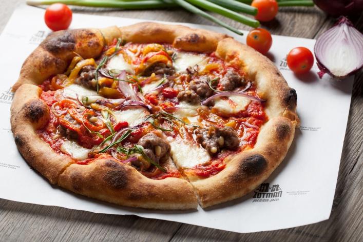 Zotman Pizza Pie
