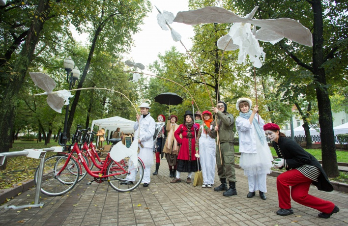 Москва отпразднует День без автомобиля
