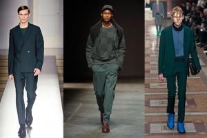 Что носить осенью: главные мужские тренды сезона