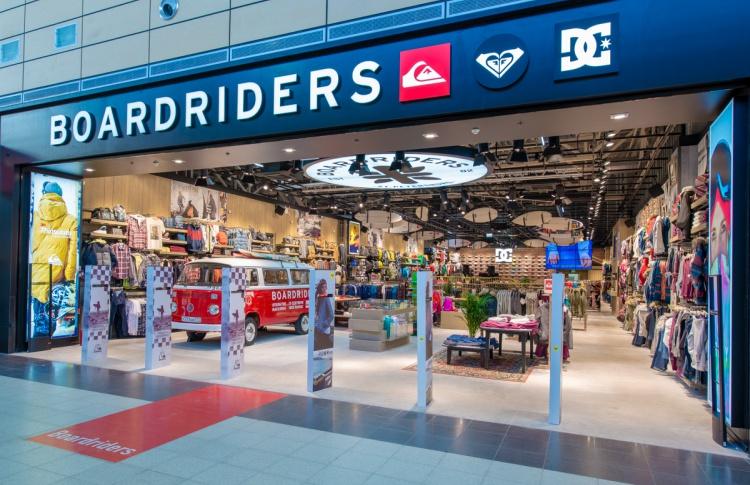В Петербурге открылся экстрим-магазин Boardriders Фото №446825