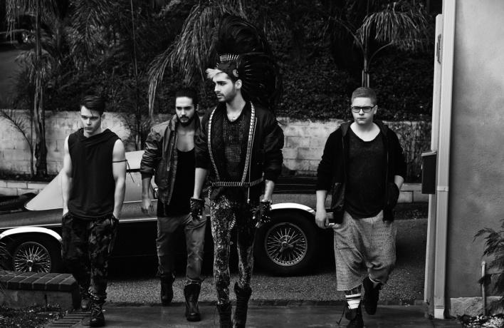 Клип дня — «Girl Got a Gun» Tokio Hotel
