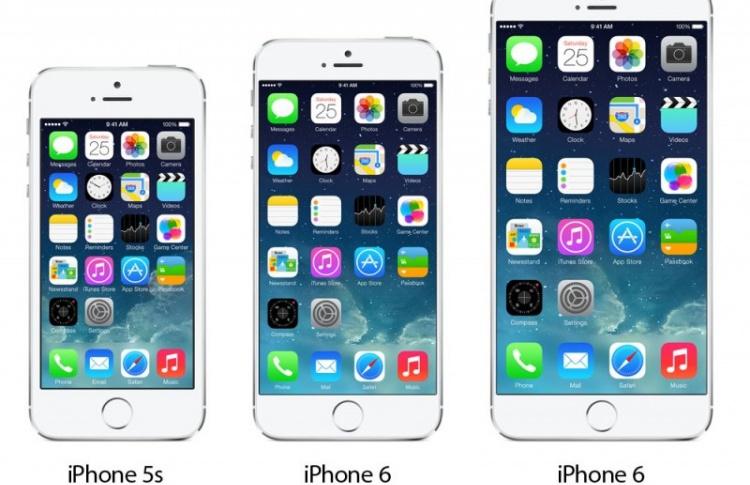 Старт продаж Iphone 6