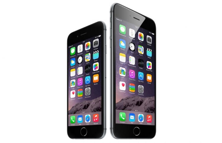 В России стартуют продажи iPhone 6 и iPhone 6 Plus