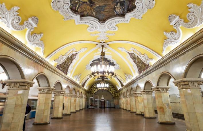 Московское метро — мифы, секреты, планы