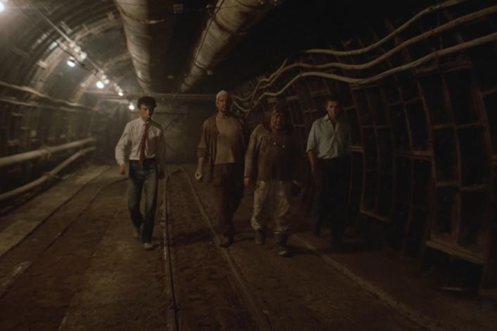 Московское метро в кино