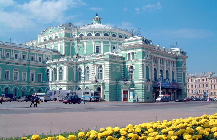 «Открытые среды в Мариинском»: «Музыкальный час»