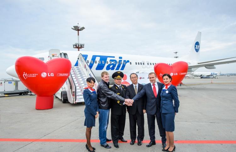 «Воздушный марафон добра»:  серия донорских акций в 5 городах России с 23 сентября по 11 октября