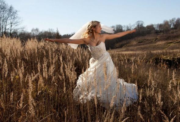 Белое платье - Фото №0