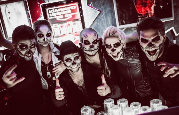 Halloween party – ВИЙ