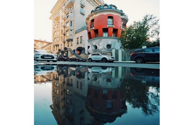 Фотографии Москвы в инстаграме Time Out Фото №447283