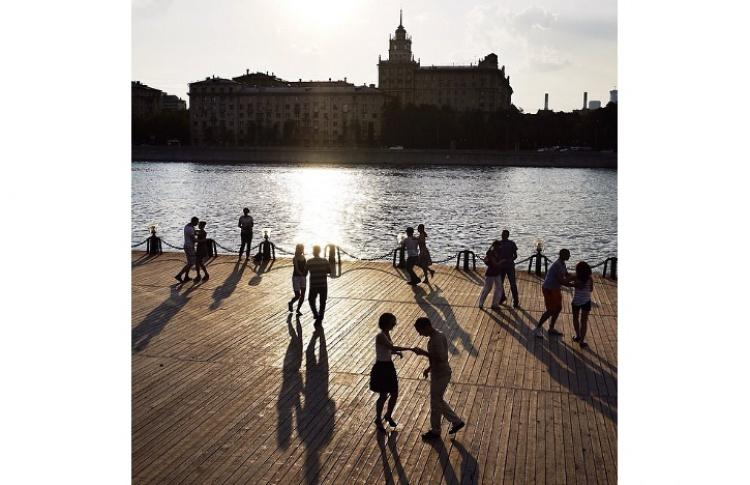 Фотографии Москвы в инстаграме Time Out Фото №447297