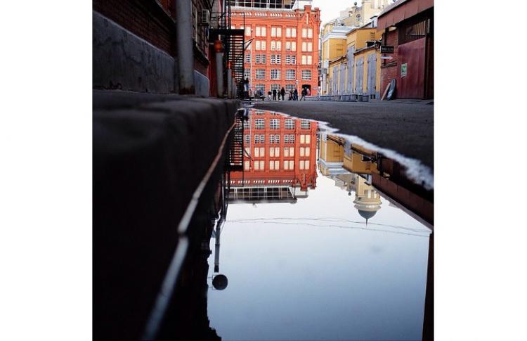 Фотографии Москвы в инстаграме Time Out Фото №447305