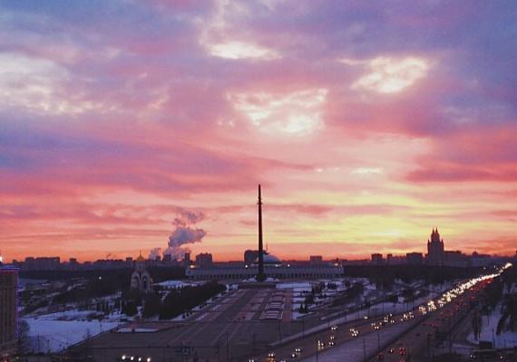 Фотографии Москвы в инстаграме Time Out