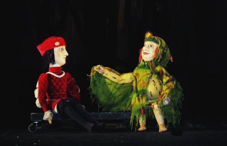 Сказка о принце Тамино и волшебной флейте