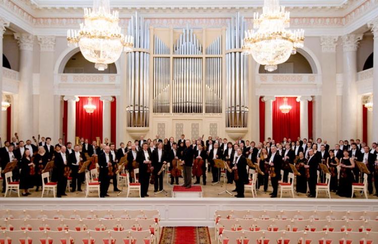 Оркестр Государственного Эрмитажа «Санкт-Петербург Камерата»