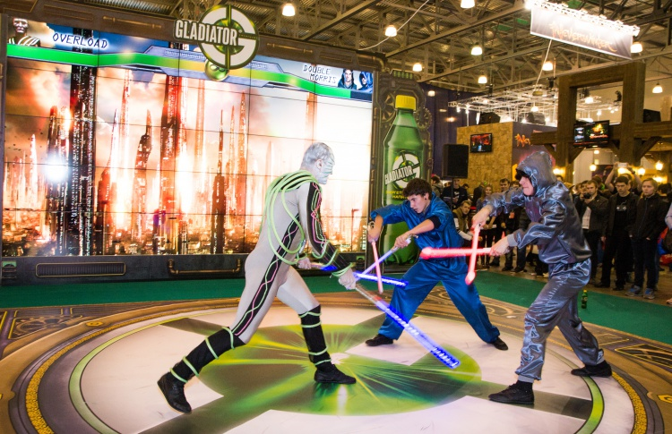 Comic Con+Игромир 2014