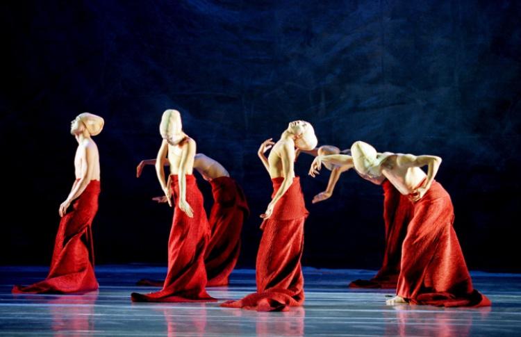 Танцевальное искусство Шен Вея. Весна Священная. Сложения.