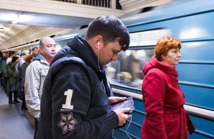 На Калужско-Рижской линии появился wi-fi
